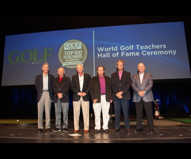 Wolf Golf Teachers Hall of Fame Inductees